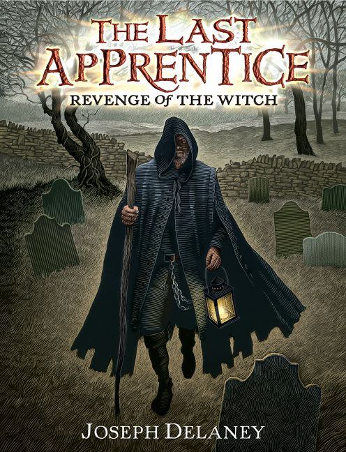 The Last Apprentice Cover